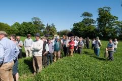 Bourke's farm visit